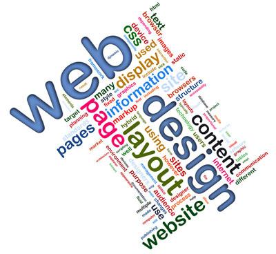 رنگ مناسب در طراحی سایت
